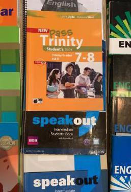 Libros inglés a2, b1, b2 y c1