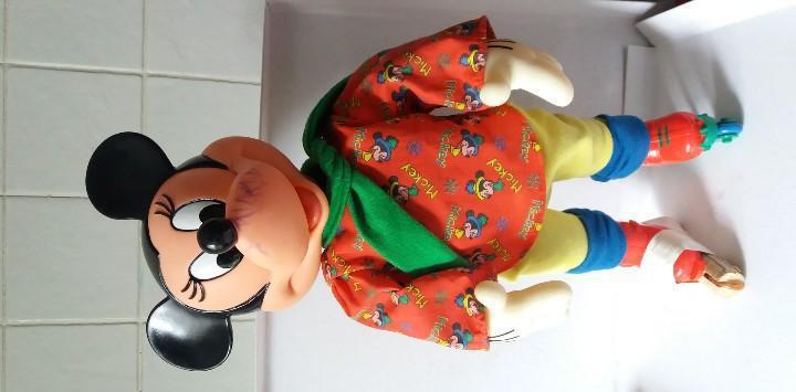 Mickey mouse que patina