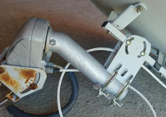 Motor para antena parabolica