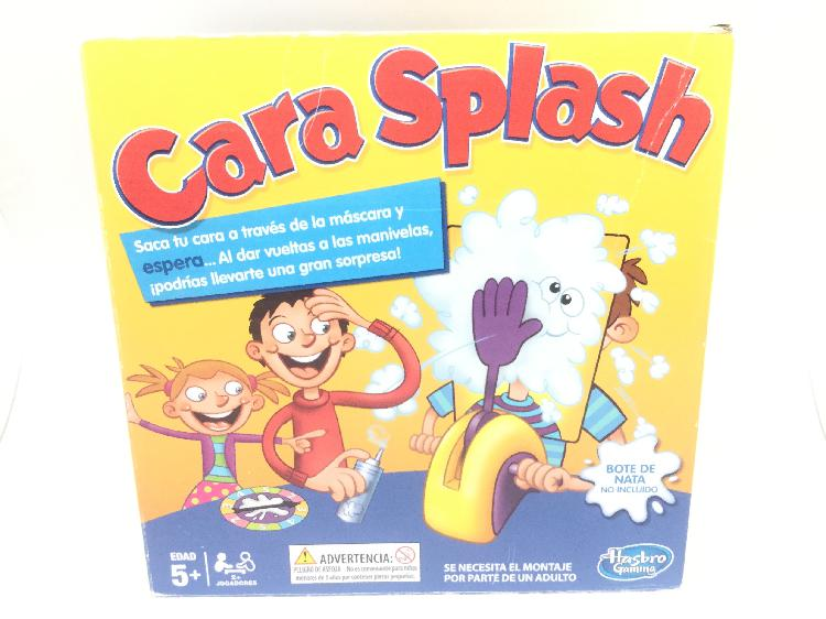 Otros juegos y juguetes hasbro juego de mesa carasplash