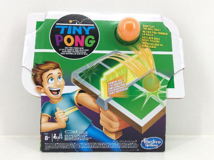 Otros juegos y juguetes hasbro ping pong individual