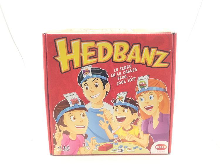 Otros juegos y juguetes otros juego de mesa hedbanz