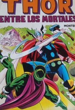 Thor entre los mortales