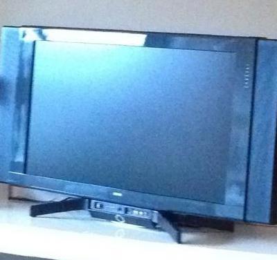 Tv loewe 32 modelo concept negro como nuevo