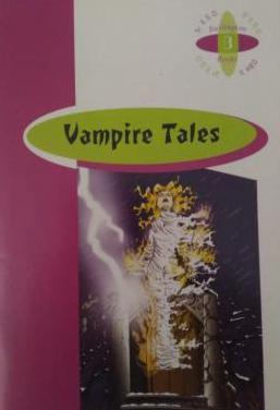 Vampire tales burlington books