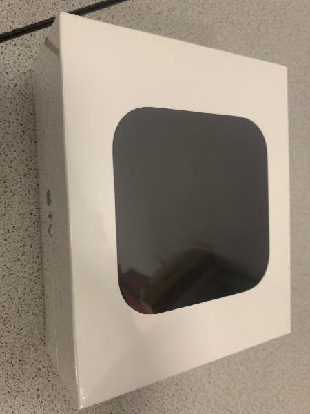 Apple tv 1080 nuevo sin abrir