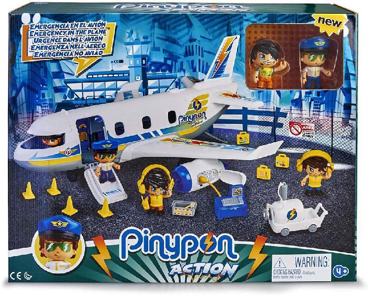 Avión pinypon action (a estrenar)