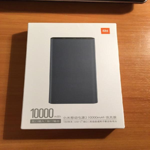 Batería portátil xiaomi 10.000mah