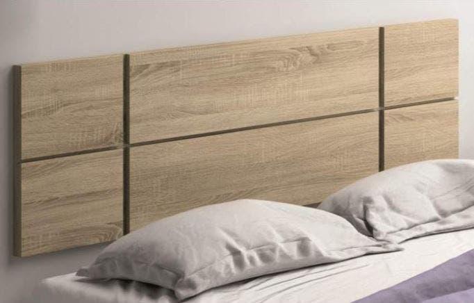 Cabecero de cama de madera nuevo