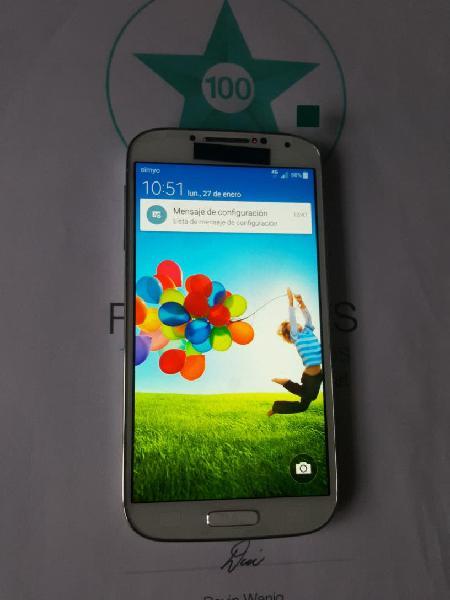 Galaxy s4 9505 lte 16gb libre blanco