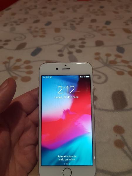 Iphone 6 16gb plata ( como nuevo )
