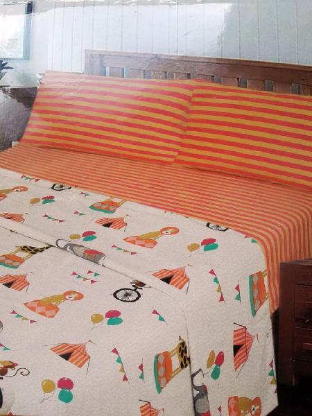 Juego sábanas infantil cama 90 (a estrenar) juego