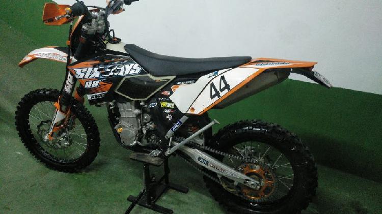 Ktm exc 450cc six days