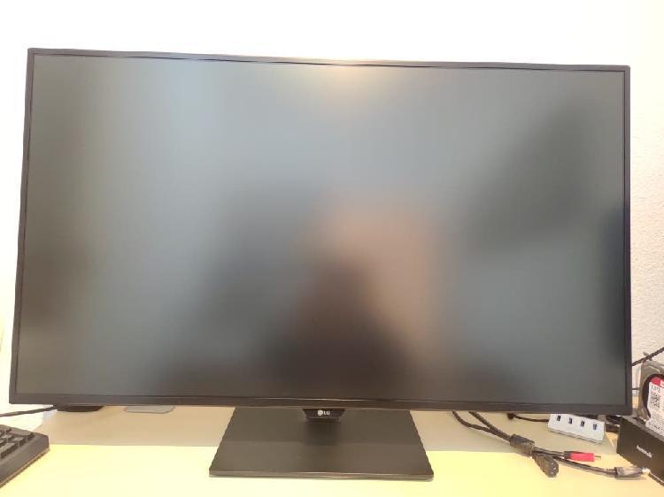 Lg monitor 43 pulgadas 4k ips