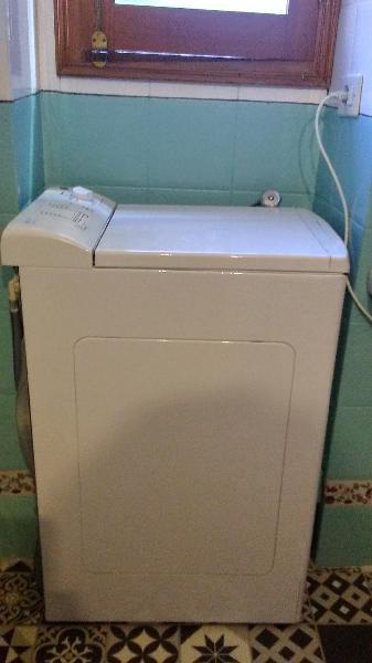 Lavadora carga superior hoover 6kg