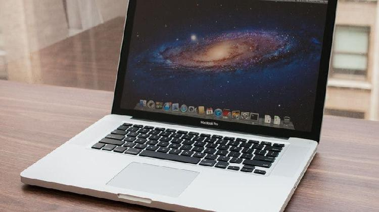 Leer bien - macbook pro 15 i7 ssd