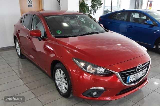 Mazda Mazda3 Mazda3 1.5 Style Confort+Navegador 77kW de 2016