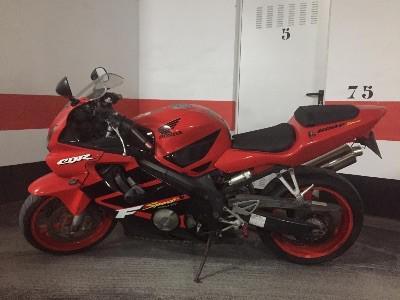 Moto CBR 600 F1 Sport Edition