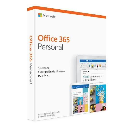 Office para mac original suscripción por 1 año