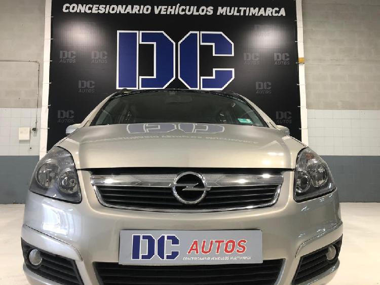 Opel zafira enjoy 1.9 120 cv