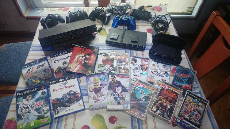 Pack consolas sony playstation