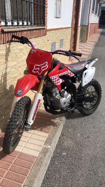 Pit bike 200cc