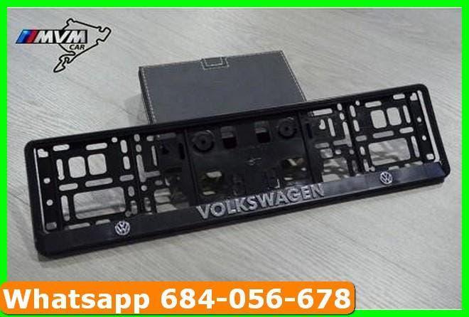 Ref:g)j!x soporte portamatriculas de volkswagen