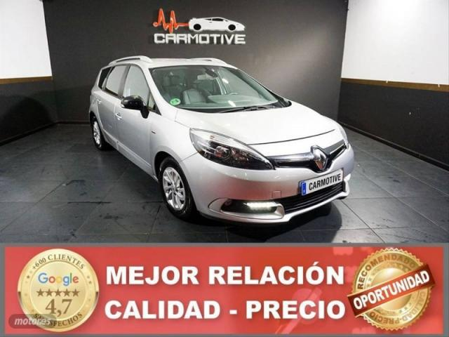 Renault Grand Scenic LIMITED En. dCi 96kW 130CV eco2 7p E6