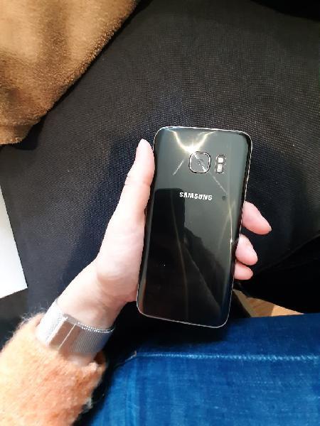 Samsung s7 libre negro