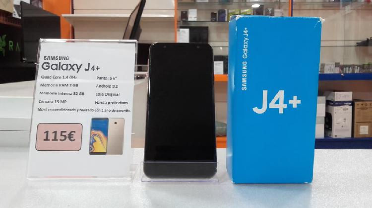 Smartphone samsung galaxy j4+