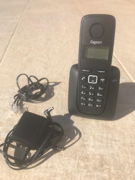 Teléfono fijo gigaset a116