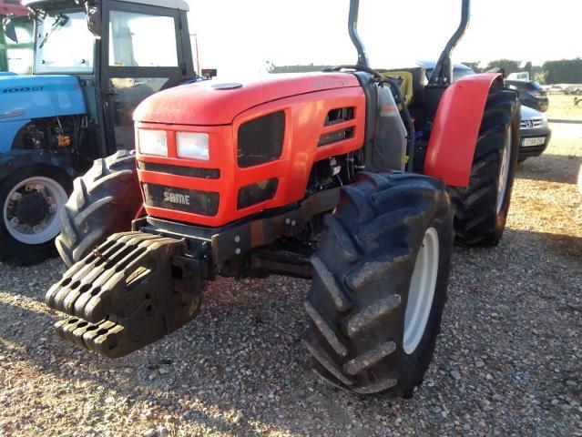 Tractor frutero SAME EXPLORER 95 TB.