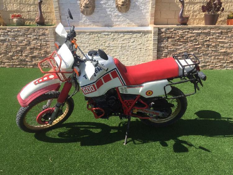 Yamaha Xt 600 Tenere En España Clasf Motor
