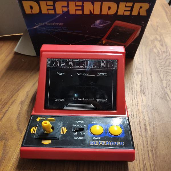 Defender arcade consola