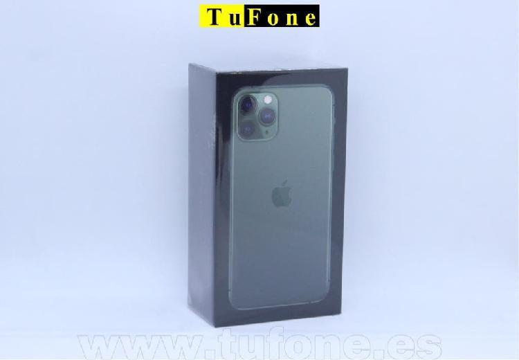Iphone 11 pro 64gb verde precintado (tienda)
