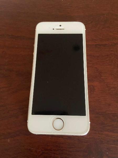 Iphone 5s 16gb gold libre