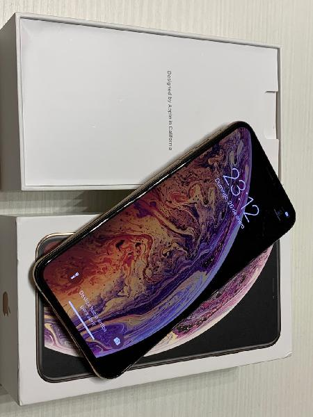 Iphone xs max 256gb gold - ocasión