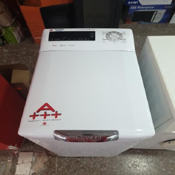 Lavadora carga superior 7kg 1100 rpm a+++