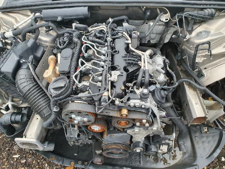 Motor seat exeo 2.0 tdi caq