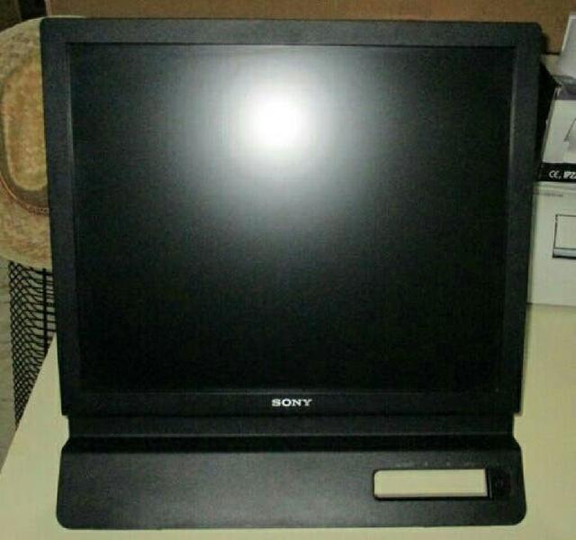 Pantalla ordenador sony monitor pc