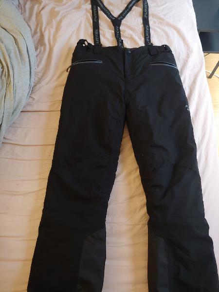 Pantalon para nieve de ski o snowboard talla l