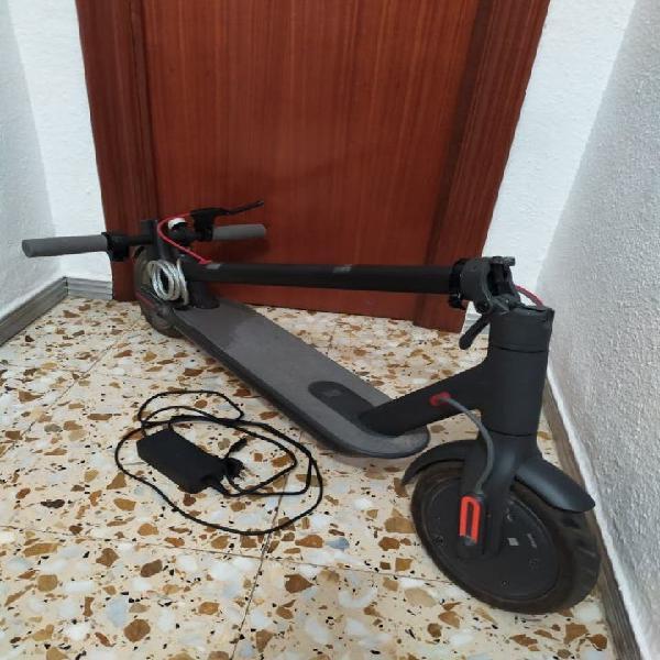 Patinete eléctrico (scooter)tipo xaomi