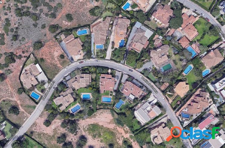 Suelo urbano residencial