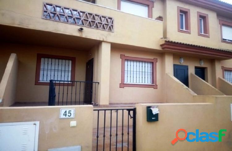 Oportunidad de banco - chalet nuevo 3 dormitorios en urb. nogal, churriana
