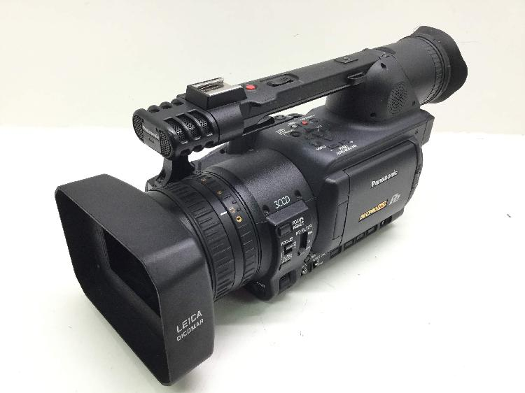 5 % videocamara profesional panasonic ag-hvx200e p2 hd