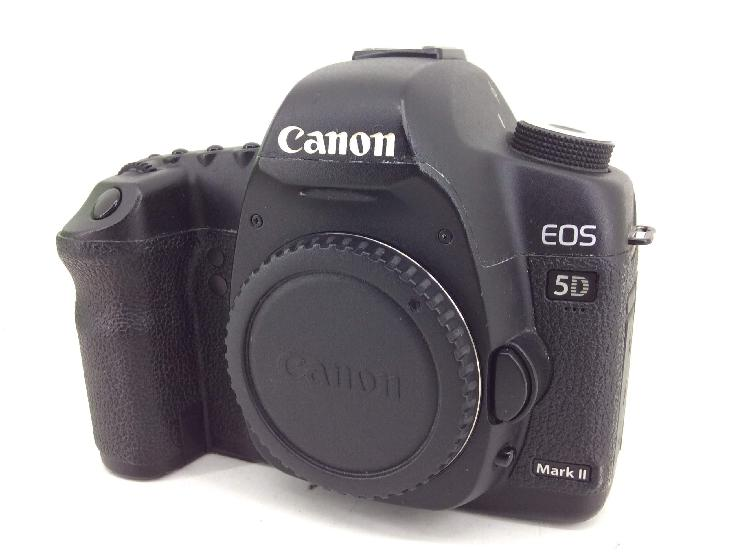 7 % camara digital reflex canon eos 5d mark ii