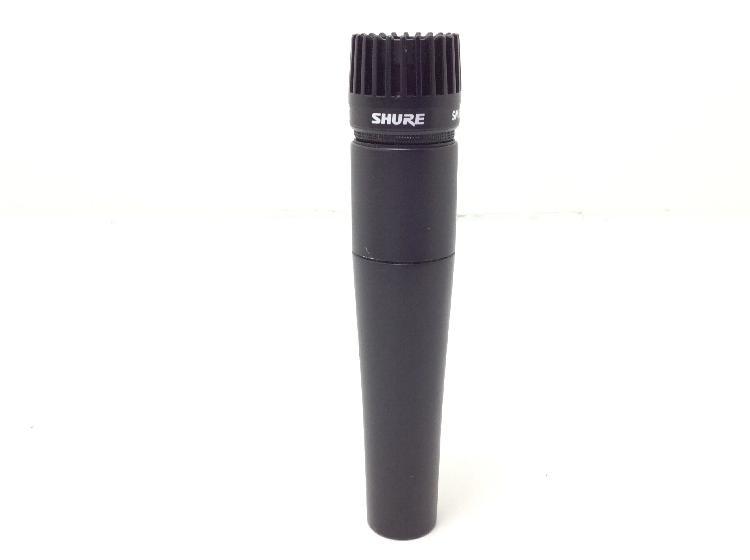 9 % microfono shure sm57