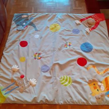 Alfombra manta para bebés