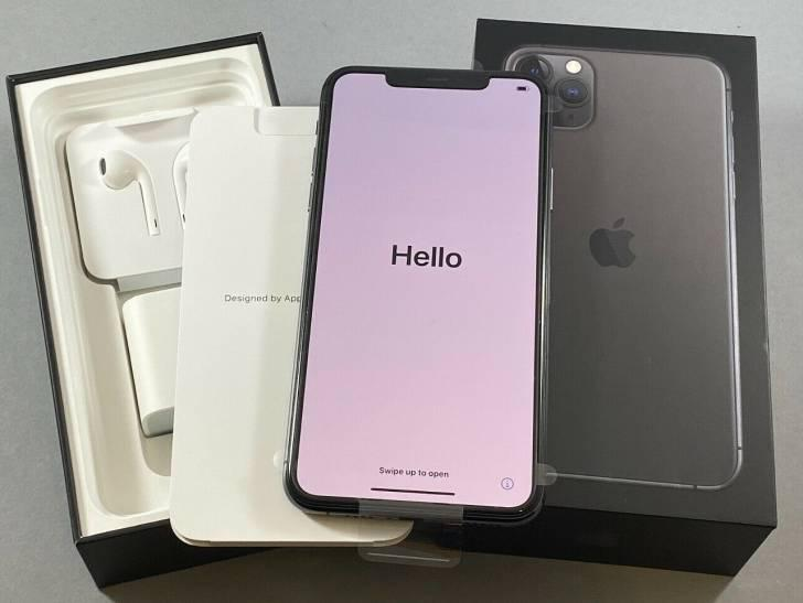 Apple iphone 11 pro 64gb $500 y iphone 11 pro max 64gb