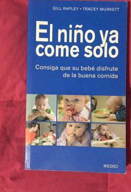 Baby led weaning - el niño ya come solo